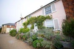 Wivenhoe Essex, UK Arkivbild