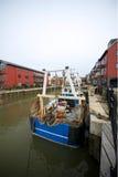 Wivenhoe Essex, UK Arkivbilder