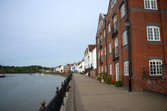 Wivenhoe, Essex, UK Zdjęcia Stock