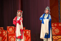 """Wives of brothers- Beijing Opera"""" Women Generals of Yang Family"""" Stock Photography"""