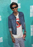Wiz Khalifa Royalty Free Stock Photo