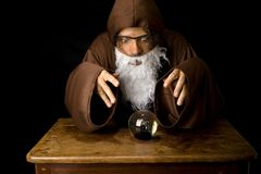 Wizard Stock Photography