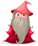 Wizard Stock Photo