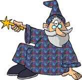 Wizard 2 Stock Images