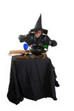 Wizard Stock Photo