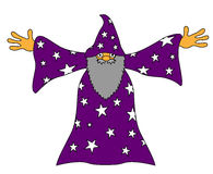 Wizard Royalty Free Stock Photos