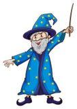 wizard Immagini Stock