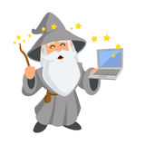 wizard royalty illustrazione gratis