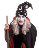 Wizard boy Stock Photography