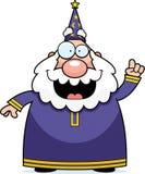 Wizard Idea Royalty Free Stock Photos