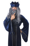 Wizard Royalty Free Stock Photo