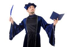 Wizard Royalty Free Stock Photography