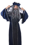 Wizard Stock Image
