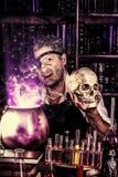 Wizard man Stock Photos