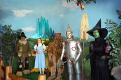 Wizard Of Oz Fotografia Stock