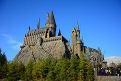 Wizarding świat Harry Poter w universal studio, Osaka Fotografia Stock