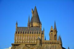 Wizarding świat Harry Poter w universal studio, Osaka Zdjęcie Stock
