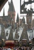 wizarding κόσμος αγγειοπλαστών H Στοκ Εικόνες