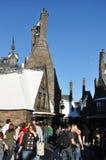 Wizarding World of Harry Potter Stock Image