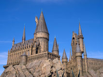 The Wizarding World of Harry Potter in Universal Studio japan un Royalty Free Stock Photo