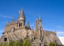 The Wizarding World of Harry Potter in Universal Studio japan un Stock Photo