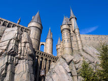 The Wizarding World of Harry Potter in Universal Studio japan un Royalty Free Stock Image