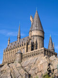 The Wizarding World of Harry Potter in Universal Studio japan un Royalty Free Stock Photos