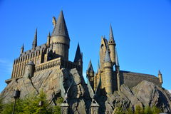 The Wizarding World of Harry Potter in Universal Studio, Osaka. OSAKA - 12 December 2014 : The Wizarding World of Harry Potter in Universal Studio Japan. One of Royalty Free Stock Photos