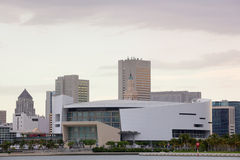 Wizerunek American Airlines arena Miami Obraz Royalty Free
