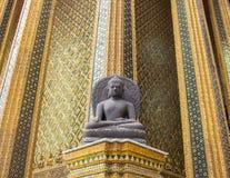 Wizerunek Buddha świątynia publicznie Obraz Royalty Free