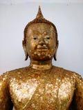 Wizerunek Buddha w Buddyjskiej świątyni Zdjęcia Royalty Free