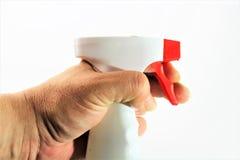Wizerunek czyścić powierzchnię - housekeeping koloru Różne wersje Zdjęcie Royalty Free