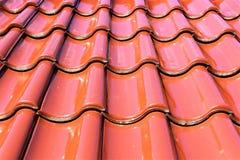 Wizerunek Dachowa płytka, wzór, dom Zdjęcie Stock