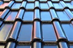 Wizerunek Dachowa płytka, wzór, dom Obraz Stock