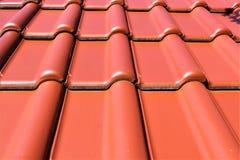 Wizerunek Dachowa płytka, wzór, dom Fotografia Stock