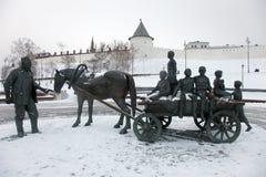 Wizerunek Kazan Kremlin zdjęcia stock