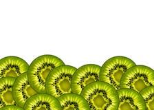 Wizerunek kiwi dla dekoraci Obraz Stock