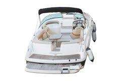 Wizerunek motorowa łódź Obrazy Royalty Free