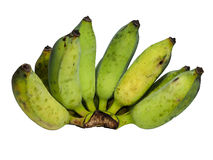Wizerunek odosobneni banany obrazy royalty free