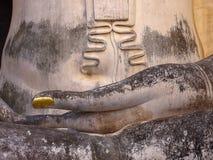 Wizerunek palce Buddha w Tajlandia Obrazy Stock