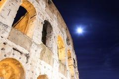 Wizerunek Rzym: majestatyczny Colosseum Obrazy Royalty Free