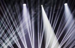 Wizerunek scena oświetleniowi skutki Fotografia Royalty Free