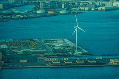 Wizerunek siła wiatru obrazy stock