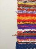 Wizerunek tradycyjny Ukraiński dywan zdjęcia stock