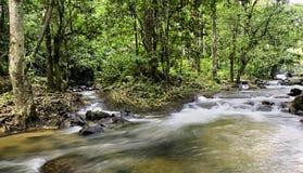 Wizerunek Ulu Paip rzeka Zdjęcie Royalty Free