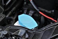 Wizerunek windscreen fluid zdjęcia royalty free