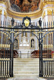 San Domenico kościół w Bologna Fotografia Royalty Free