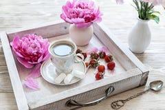 Wizerunek z kawą Zdjęcie Royalty Free