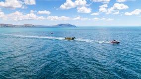 Wizerunek z morzem Zdjęcia Royalty Free