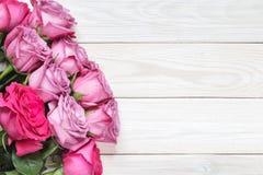 Wizerunek z różami Fotografia Royalty Free